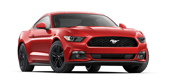 2017 Ford Mustang FM Fastback Fastback