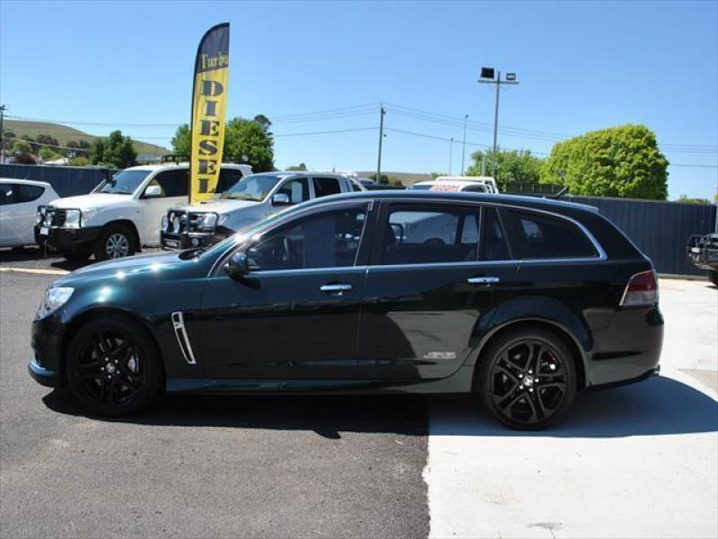 2013 MY14 Holden Commodore VF  SS V Redline SS V - Redline Wagon