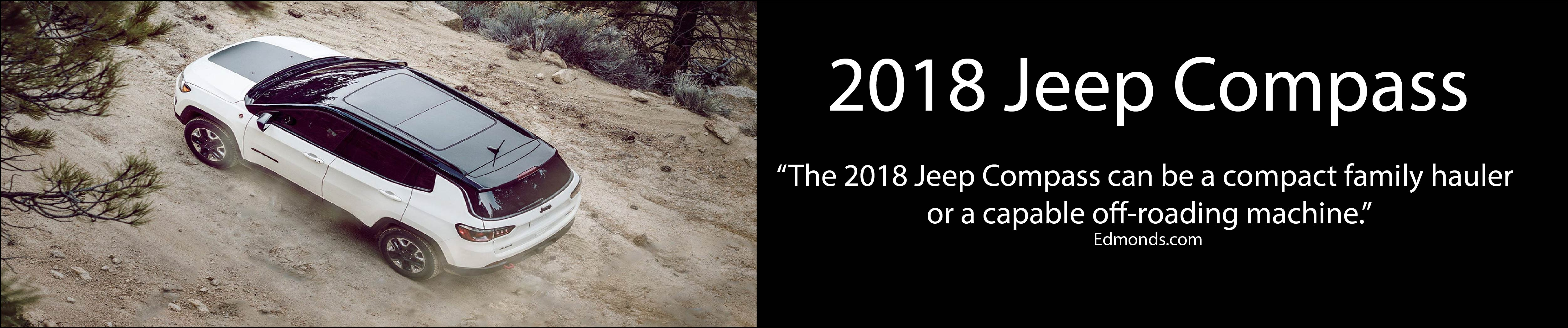 2018 jeep compass is it the best jeep ever built