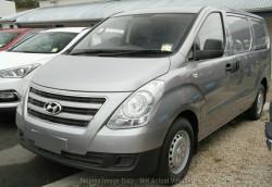 Hyundai iLoad Van TQ3-V Series II