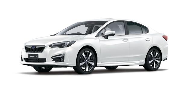 2017 MY18 Subaru Impreza G5 2.0i-S Sedan Sedan