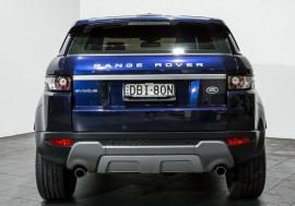 2015 Land Rover Range Rover Evoque L538 TD4 Pure Wagon