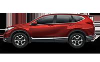 New Honda All-New CR-V