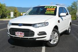 2011 Ford Territory SZ TS SEQ SPORT SHIFT R Wagon