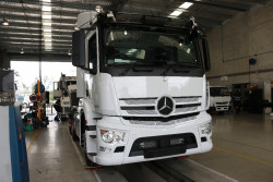 Mercedes-Benz Actros 2643 CLASSIC SPACE SLEEPER