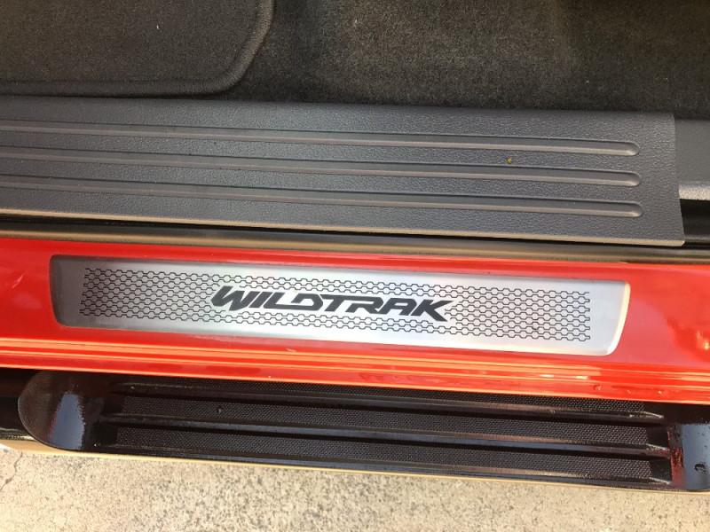 2015 Ford Ranger PX Wildtrak Ute