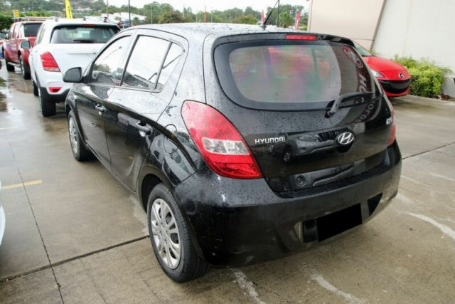 2010 MY11 Hyundai i20 PB MY11 Active Hatchback