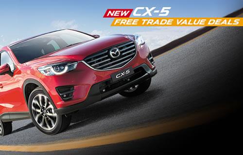 New CX-5