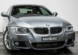 BMW 320D Steptronic E92 MY11