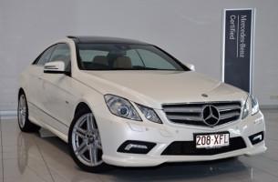 Mercedes-Benz E250 Cgi AVANTGARDE C207