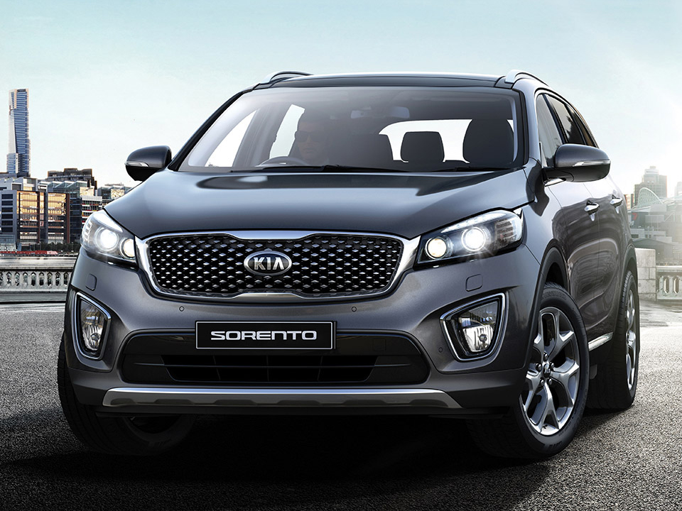 Sorento Equipped to get you right where you want to be