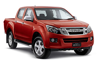 New Isuzu UTE 4x2 LS-U Crew Cab UTE - High Ride