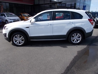 2014 Holden Captiva CG Turbo 7 LT Awd wagon