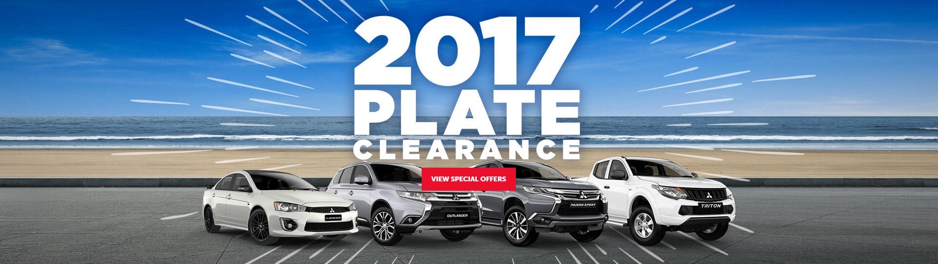 Mitsubishi Offers - Jan 2018