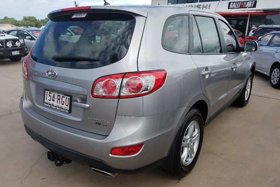 2010 Hyundai Santa Fe CM  SLX Wagon