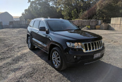Jeep Grand Cherokee Limited WK