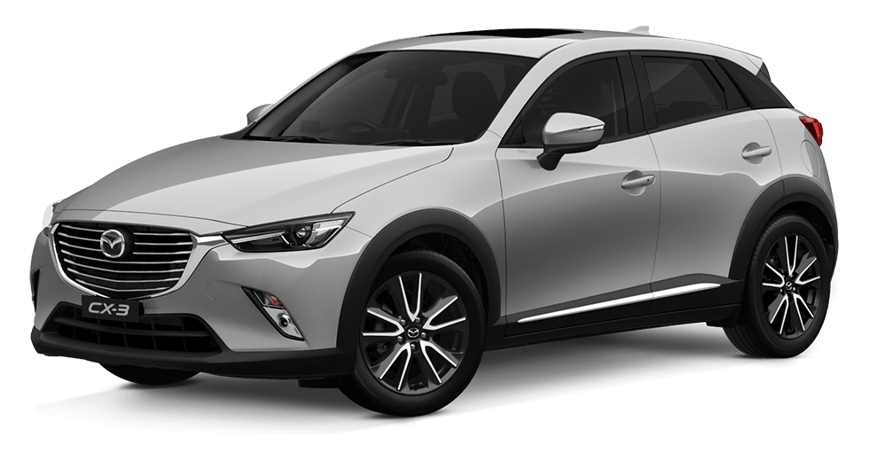 NEW CX-3 Range | FWD or AWD