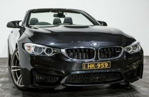 BMW M4 M-DCT F83