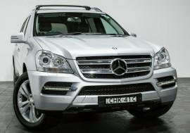 Mercedes-Benz GL350 CDI BlueEFFICIENCY Luxury X164 MY11