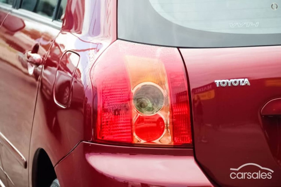 2007 Toyota Corolla ZZE122R 5Y Ascent Sport Hatchback
