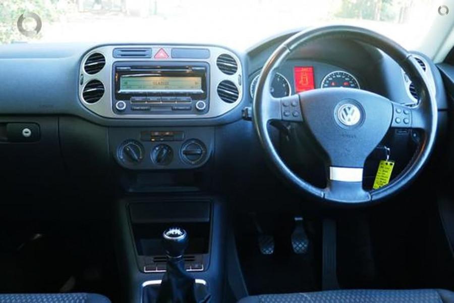 2009 Volkswagen Tiguan 5N  125TSI Wagon