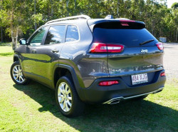 2015 Jeep Cherokee KL Limited Wagon