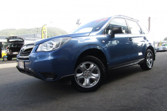 Subaru Forester 2.5I S4 MY14