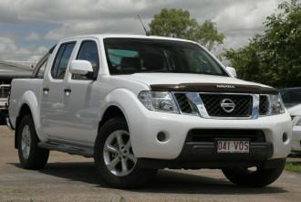 Nissan Navara ST 4x2 D40 S6 MY12