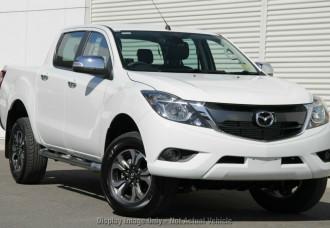 Mazda BT-50 4x4 3.2L Dual Cab Utility GT UR0FY1