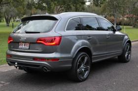 2012 MY Audi Q7 TDI Wagon