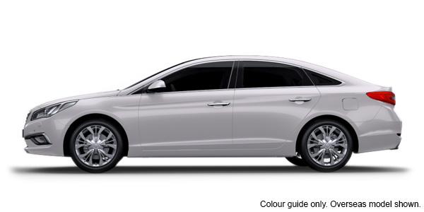 2016 MY17 Hyundai Sonata LF Active Sedan