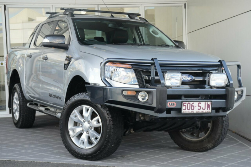 2012 ford ranger px wildtrak double cab utility for sale in brisbane metro ford. Black Bedroom Furniture Sets. Home Design Ideas