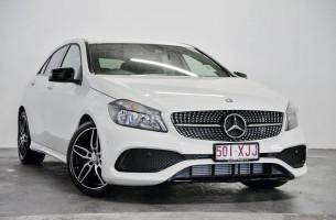 Mercedes-Benz A200 D W176