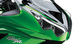 2017 Ninja ZX-14R ABS Special Edition Brembo Ohlins Ram Air Induction