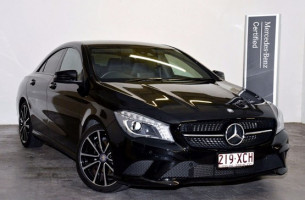 Mercedes-Benz Cla200 C117