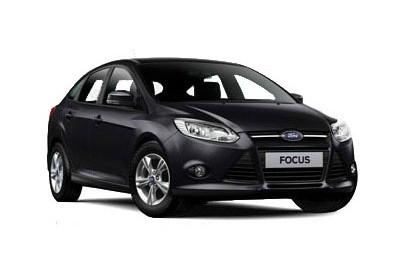 Ford Focus Trend Sedan LW MkII