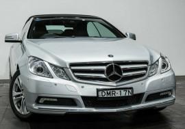 Mercedes-Benz E250 CGI Elegance A207