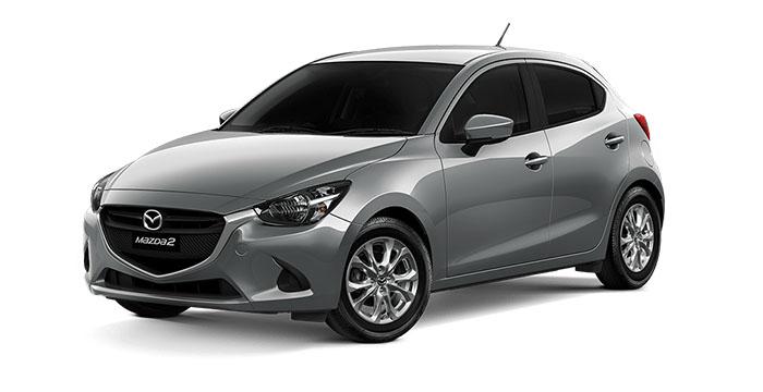 2017 Mazda 2 DJ Series Maxx Hatch Hatchback