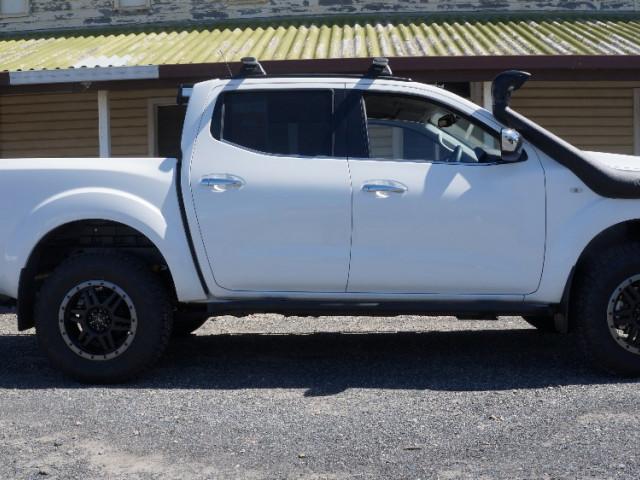 2016 MY17 Nissan Navara D23 Series 2 ST 4X4 Dual Cab Pickup Utility