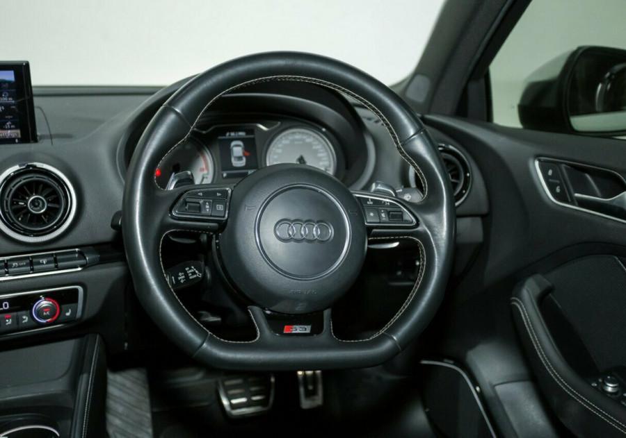 2014 Audi S3 8V MY14 S tronic quattro Sedan