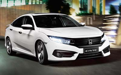 Civic Sedan Earth Dreams Technology