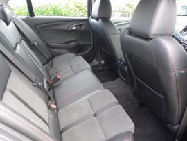 2016 Holden Commodore VF Series II SS Black Sedan Sedan