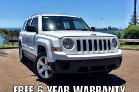 Jeep Patriot Limited MK