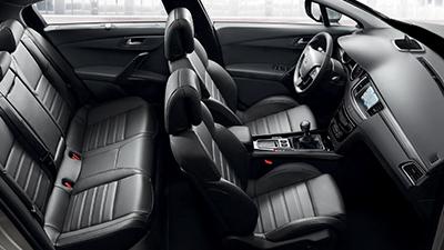 508 Interior Comfort