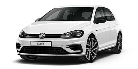 2017 MY18 Volkswagen Golf 7.5 R Grid Edition Hatchback