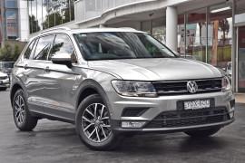 Volkswagen Tiguan Comfrtline 5N  110TSI