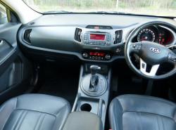 2011 Kia Sportage SL Platinum Wagon