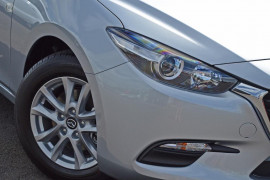 2016 MY17 Mazda 3 BN Series Neo Hatch Hatchback
