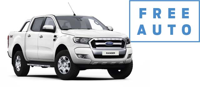 Ranger 4x4 XLT Double Cab Pick-up 3.2L Diesel