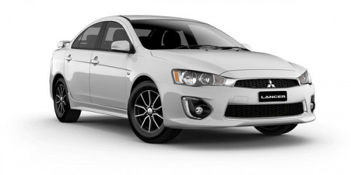 2017 MY16 Mitsubishi Lancer CF ES Sport Sedan